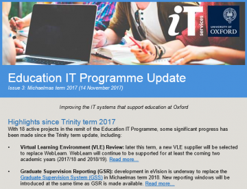 termly update email notification